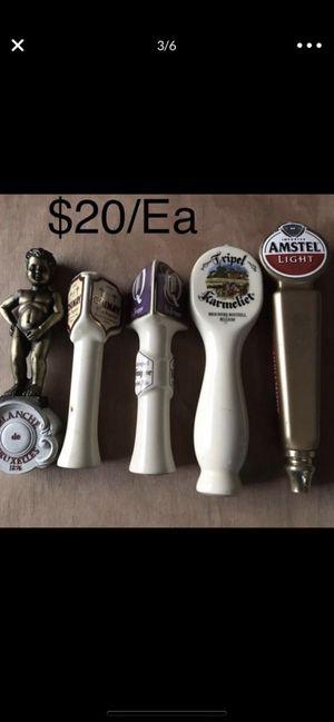 Beer Tap Handles $20 Each for Sale in Fontana, CA