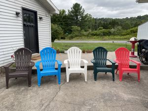 Adirondack chairs for Sale in Hughesville, PA