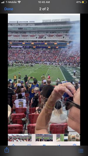 Rams tickets for sale for Sale in Los Angeles, CA