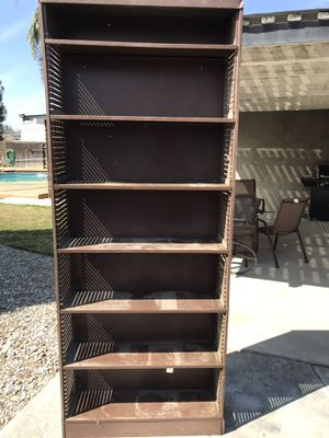 Metal shelves for Sale in Bakersfield, CA