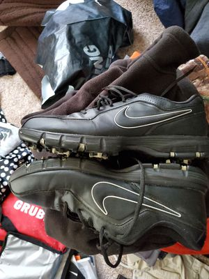 Like new nike golf shoes for Sale in Salisbury, MD