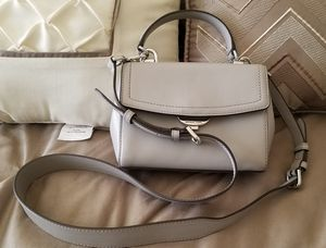 Brand new Michael Kors small leather crossbody purse for Sale in Victorville, CA