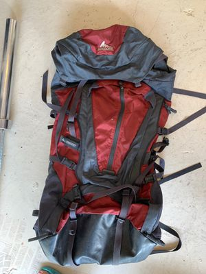Backpack hiking Gregory triconi for Sale in Homestead, FL