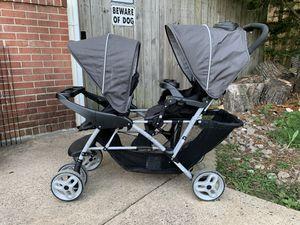 Graco duo glide double stroller for Sale in Quantico, VA
