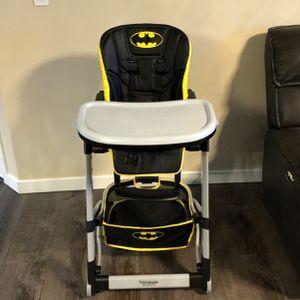 Batman Baby High Chair for Sale in Battle Ground, WA