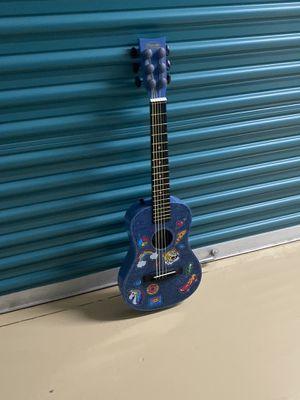 Blue Kid's Guitar for Sale in Fort Lauderdale, FL