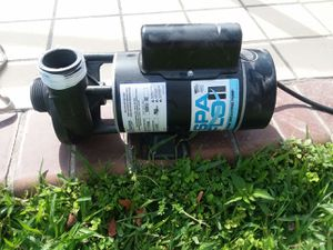 Spa pump 1.5hp 2 speed for Sale in Palmetto Bay, FL