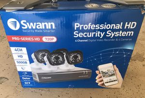 Swan 720p Pro Series Camera system for Sale in Moreno Valley, CA
