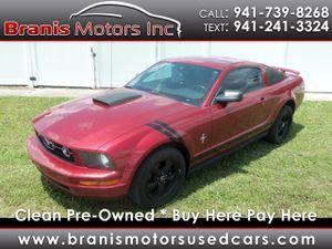 2007 Ford Mustang for Sale in Bradenton, FL