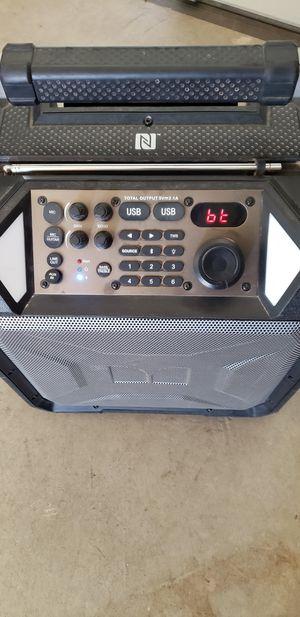 Monster outdoor Bluetooth Speaker for Sale in Redlands, CA