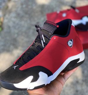 "Jordan Retro 14 ""Red Toro"" size 8M for Sale in Zion, IL"