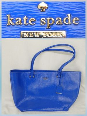 Kate Spade Blue Tote Bag for Sale in Ridley Park, PA
