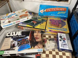 Board games / adult games for Sale in Franklin Township, NJ