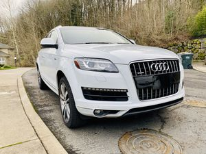 2015 Audi Q7 for Sale in Happy Valley, OR