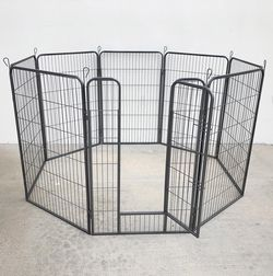 """Brand New $125 Heavy Duty 48"""" Tall x 32"""" Wide x 8-Panel Pet Playpen Dog Crate Kennel Exercise Cage Fence for Sale in Santa Fe Springs,  CA"""