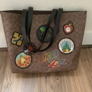 Coach Wizard Of Oz Bag for Sale in Houston, TX