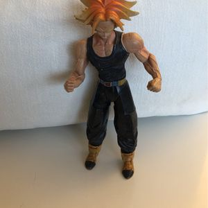 Super Sayian Trunks Action Figure for Sale in Manchester, NH