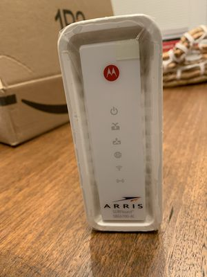 ARRIS surfboard Cable Modem for Sale in Alhambra, CA
