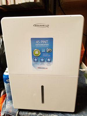 45 pint dehumidifier for Sale in Whittier, CA