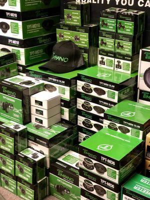 Plenty of Timpano Pro Audio in stock! for Sale in Orange City, FL