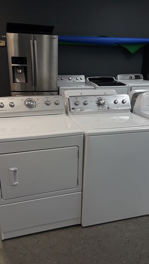 Maytag Centennial washer & dryer set for Sale in Lawrenceville, GA