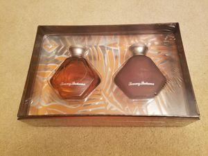 TOMMY BAHAMA FOR HIM  2 PC MEN GIFT SET 3.4OZ EDC PERFUME SPRAY 3.4OZ AFTER SHAVE NEW IN BOX 100% AUTHENTIC for Sale in Germantown, MD