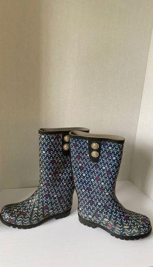 Rain Boots-women size 8 for Sale in Schererville, IN