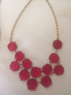 Red necklace for Sale in Lemon Grove, CA