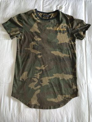 Camo shirt for Sale in Salt Lake City, UT