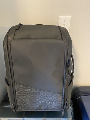 Nomatic travel backpack for Sale in Everett, MA
