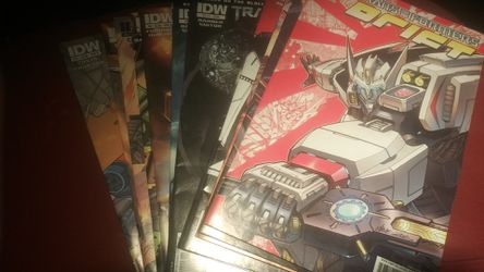 15 different issues transformer comics for Sale in Yakima,  WA