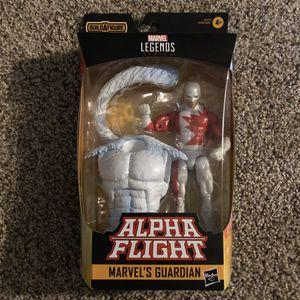 Marvel Legends Alpha Flight Guardian for Sale in Batavia, OH