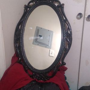 Vintage 1950's Syroco MCM Ornate Wall Mirror 30X17 for Sale in Long Beach, CA