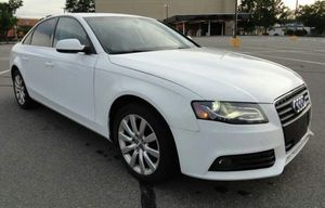 Navy2010Audi*A4 S*LineWhite Sedan for Sale in Washington, DC
