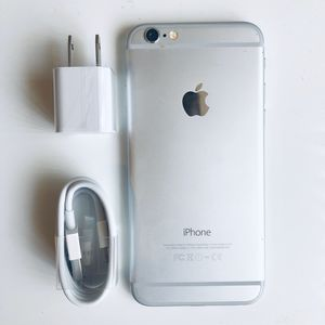 iPhone 6 64gb Factory Unlocked (Any Carrier) Works perfect for Sale in Inglewood, CA