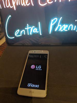 LG aristo UNLOCKED for Sale in Phoenix, AZ