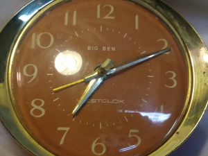 Used, Antique Westclox Baby Ben clock for Sale for sale  Garland, TX