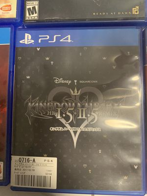 Kingdom Heart PS4 game for Sale in Miami, FL