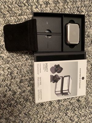 Master & Dynamic True Wireless Earphones MW07 for Sale in Nyack, NY
