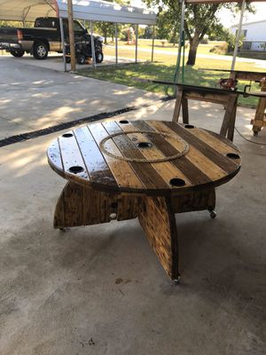 Spool table for Sale in Columbia, SC