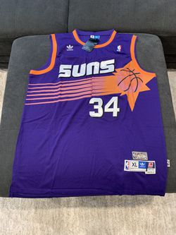 Phoenix SUNS Charles Barkley NBA Swingman RETRO Jersey BRAND NEW with Tags for Sale in Vancouver,  WA