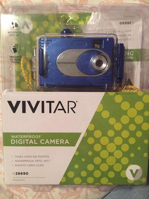 Camera, digital /waterproof for Sale in Dallas, TX