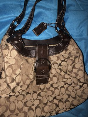 Coach Signature Collection Large Size Hobo Bag for Sale in Detroit, MI