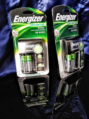Energizer recharge Basic for Sale in Portland, OR