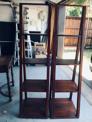 Tiered Bookshelves for Sale in Plano, TX