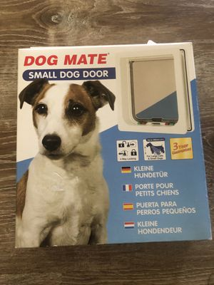 Make offer. Small dog door. Unused for Sale in Mesa, AZ