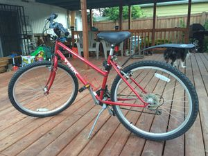 "Womens 26"" Trek mountain Track bike for Sale in Gladstone, OR"