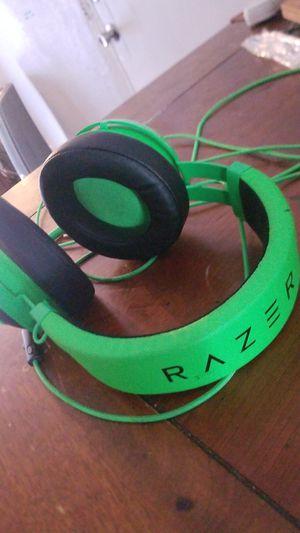 Razer Krayken gaming headphones for Sale in Arlington, TX