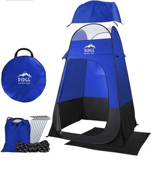 Pop up shower bathroom tent for camping for Sale in Milton, FL