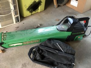 Leaf blower / vacuum gatorvac weed eater electric for Sale in South Hamilton, MA